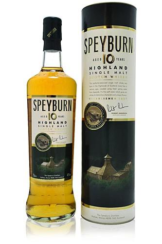 Speyburn 10