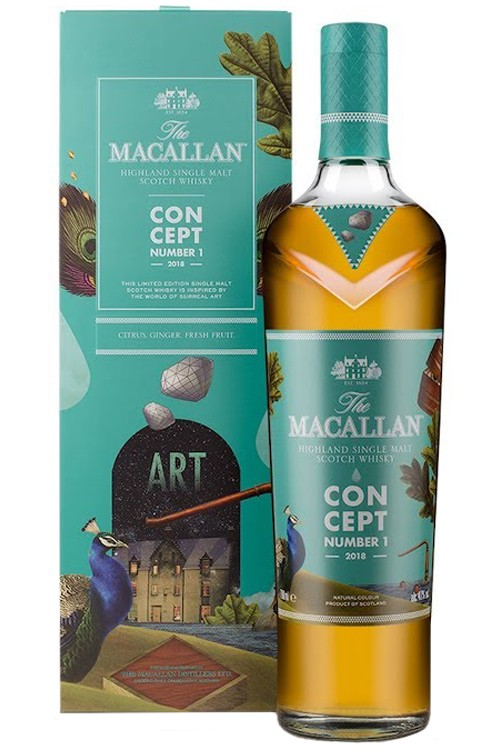 Macallan Concept No. 1 - Edition 2018