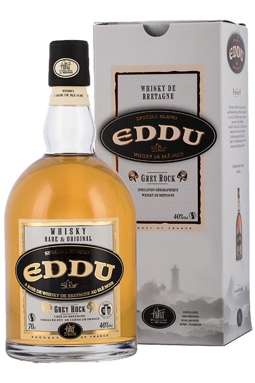 Eddu Grey Rock - Blended Whisky