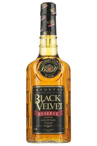 Black Velvet Reserve 8 Jahre