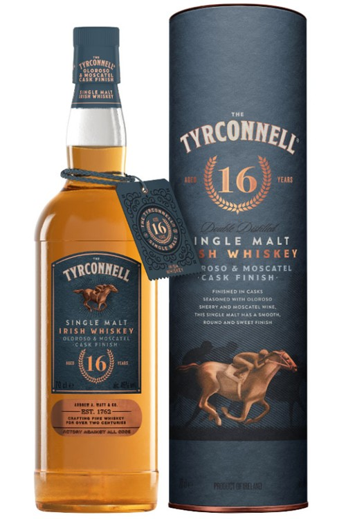 Tyrconnell 16 Jahre Oloroso & Moscatel Cask Finish