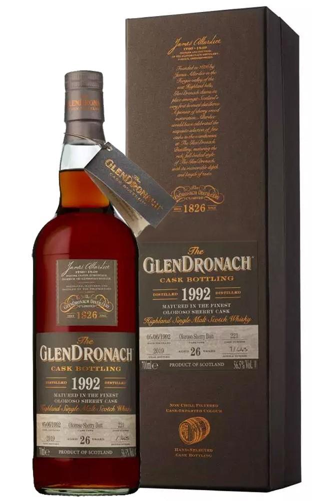 Glendronach 1992 - 26 Jahre Batch 17