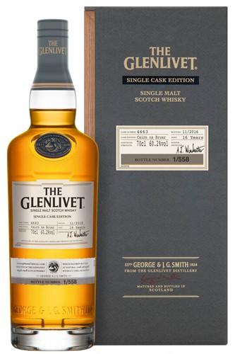 Glenlivet Single Cask Cairn na Bruar