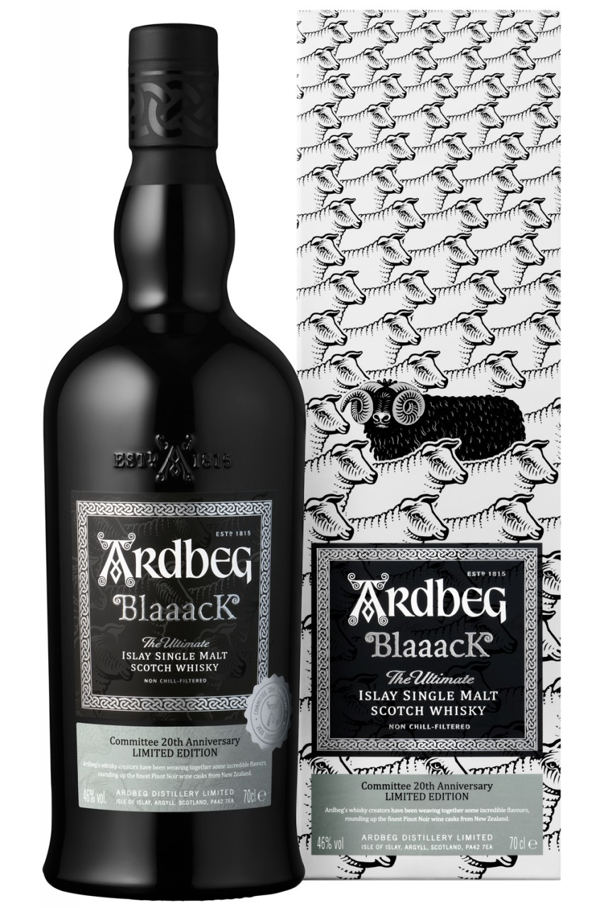 Ardbeg Blaaack - Limited Edition 2020