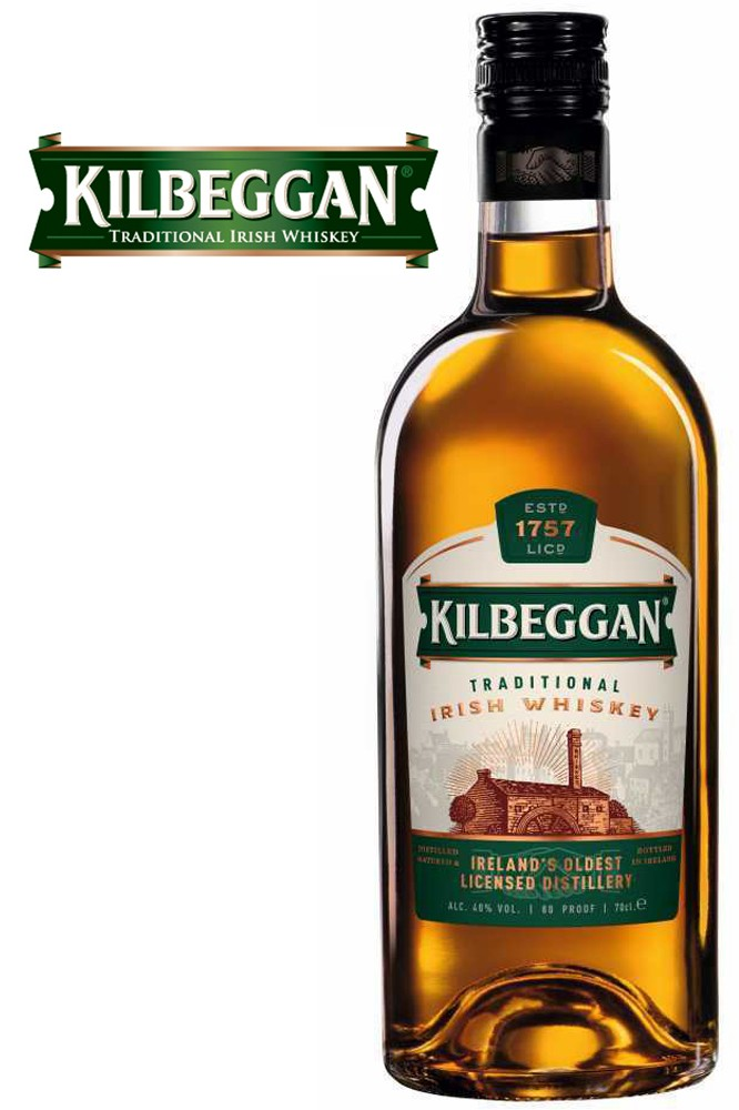 Kilbeggan Trditional Irish Whiskey
