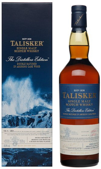 Talisker Distiller Edition 2015