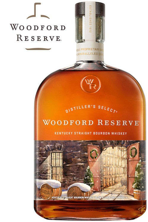 Woodford Reserve Holiday Select Edition