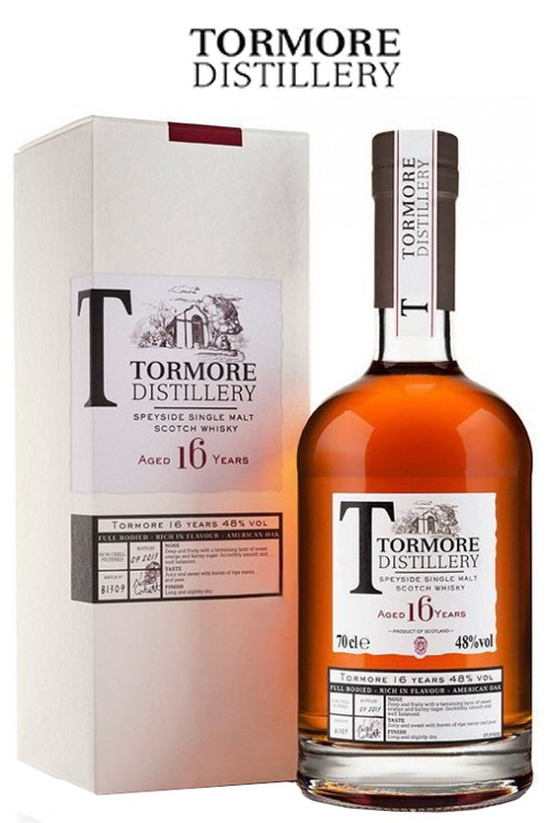 Tormore 16 Jahre Speyside Whisky