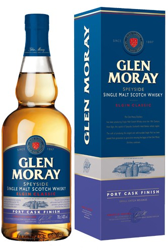 Glen Moray Port Cask Finish Whisky