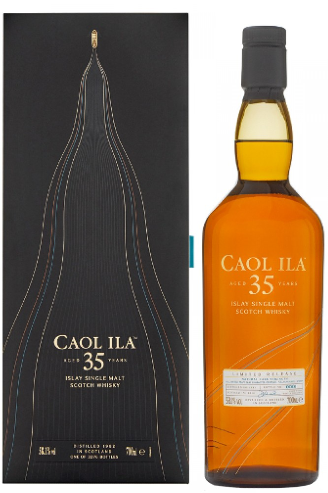 Caol Ila 35 Jahre - Special Release 2018