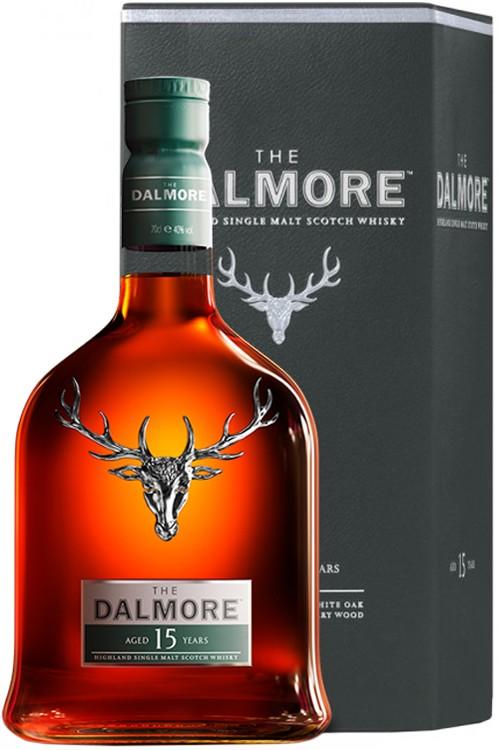 Dalmore 15 Jahre - New Design