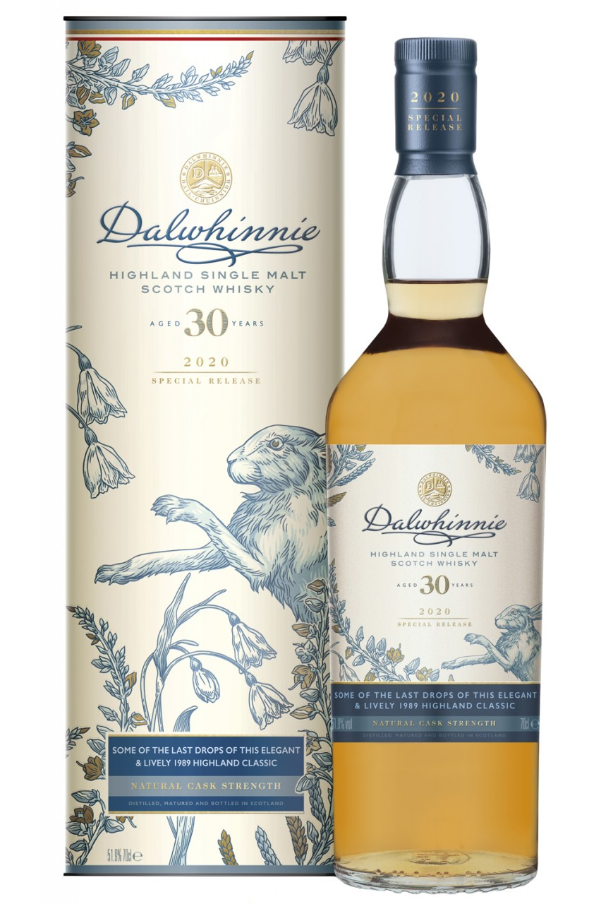 Dalwhinnie 30 Jahre - Special Release 2020
