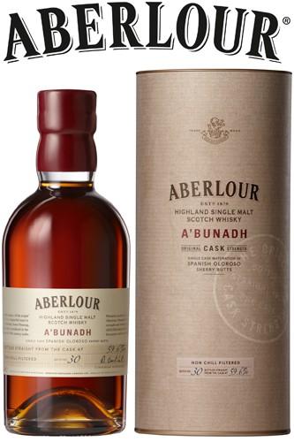 Aberlour A Bunadh Cask Strength