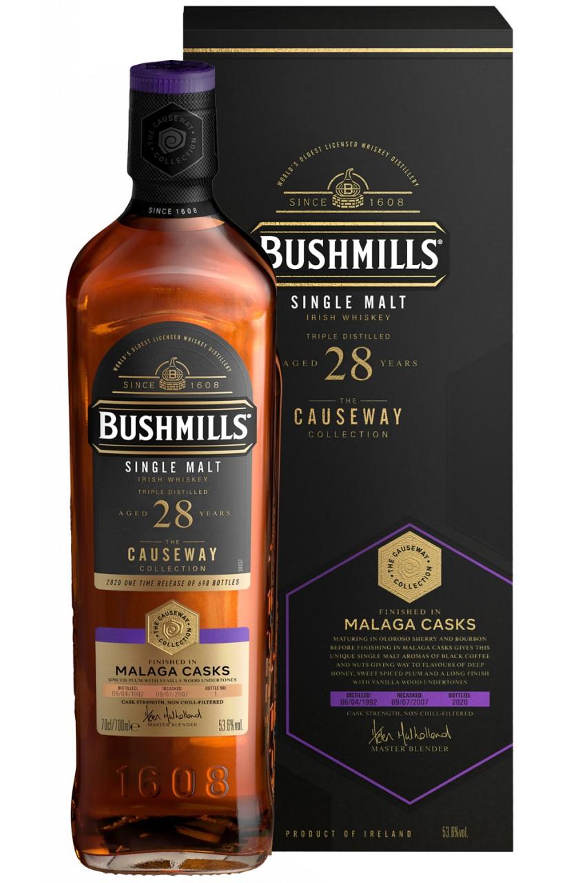 Bushmills 28 Jahre - Malaga Cask