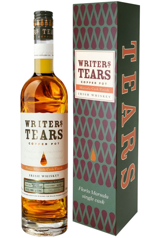 Writers Tears Marsala Cask Finish Whiskey