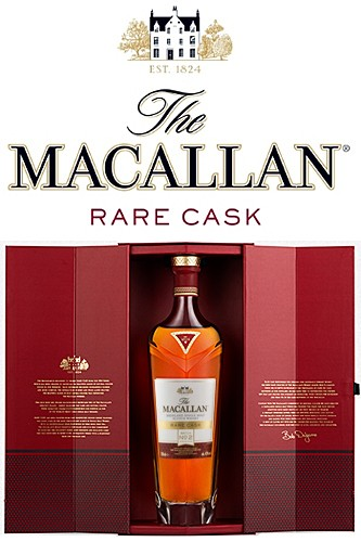 The Macallan Rare Cask Single Malt - Batch 2