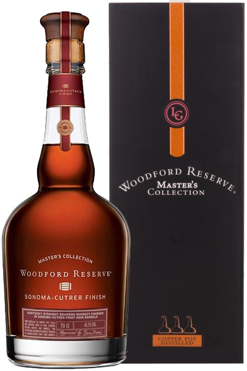 Woodford Reserve Sonoma Cutrer Finish Whiskey