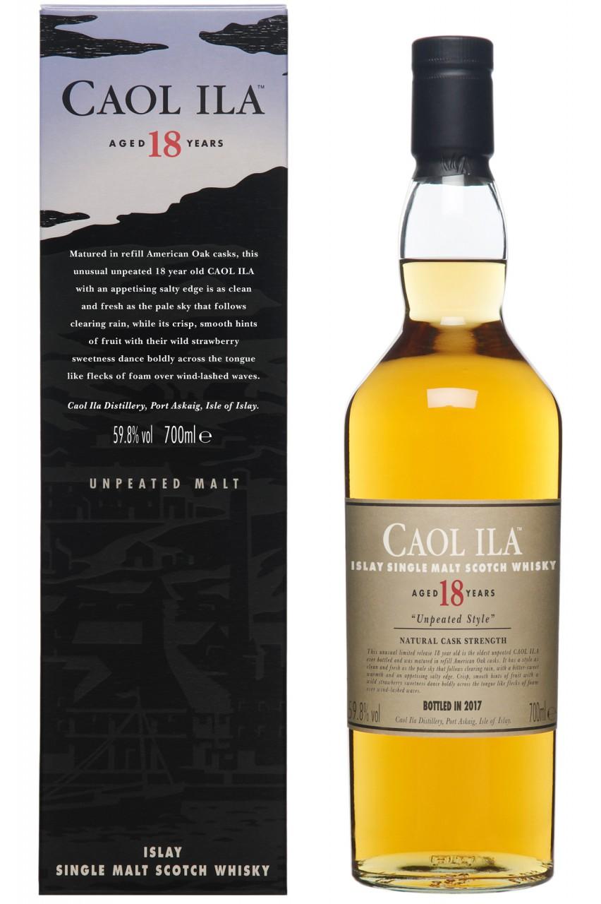 Caol Ila 18 Jahre Special Release