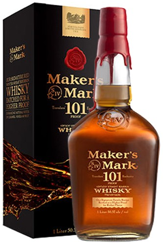 Maker's Mark 101 Handmade Bourbon 50,5%