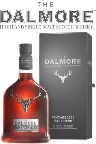 Dalmore Vintage 2001 - 15 Jahre