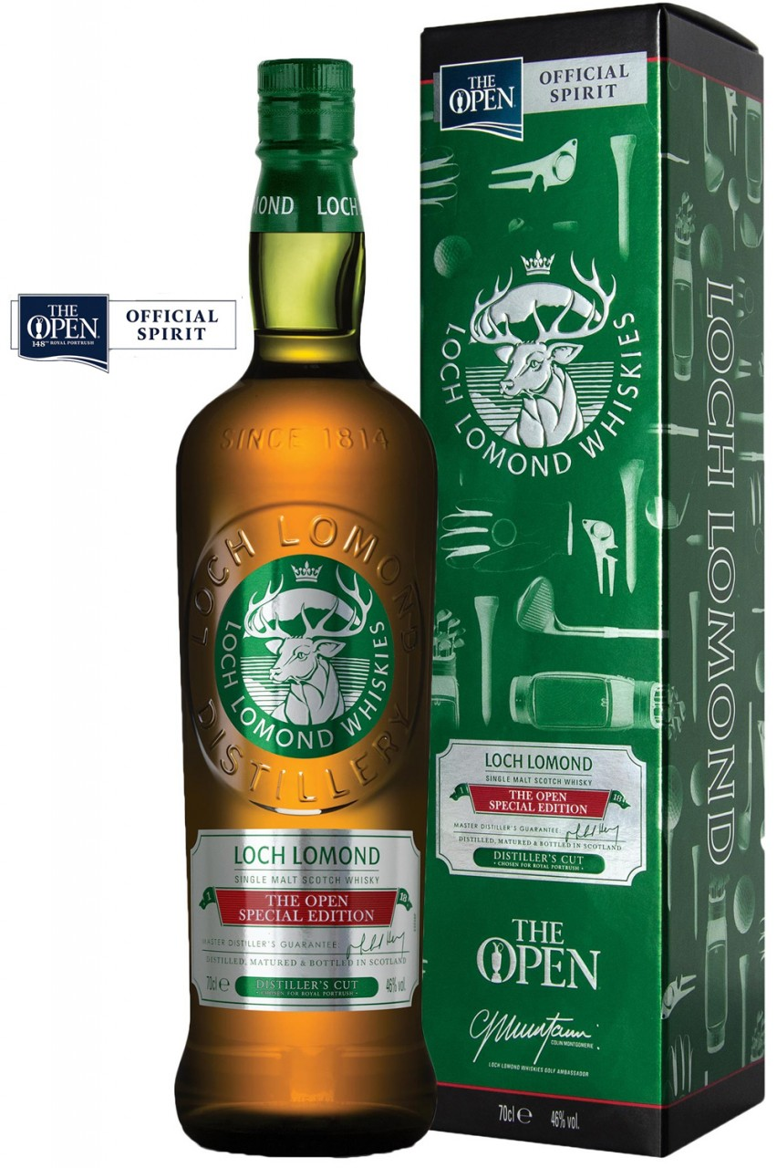 Loch Lomond - THE OPEN - Limited Edition