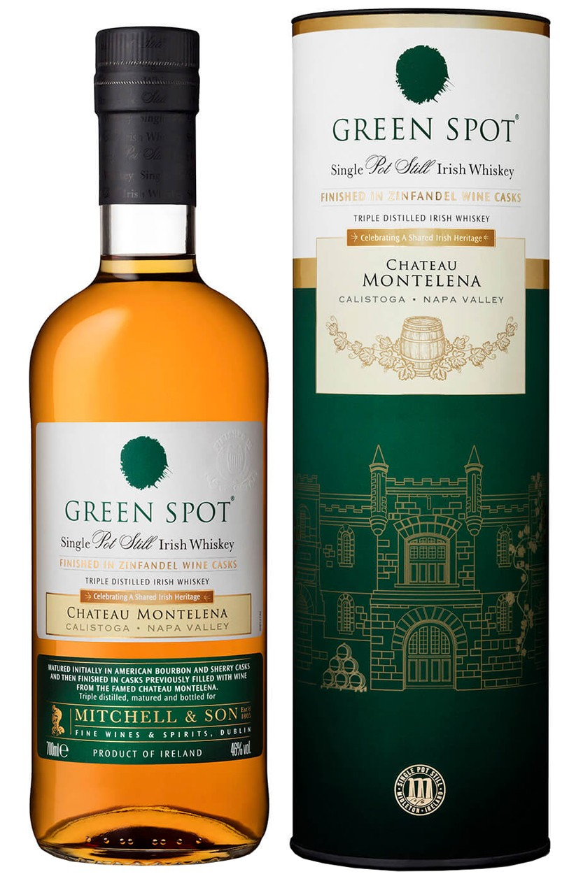 Green Spot Châeau Montelena - Pot Still Whiskey