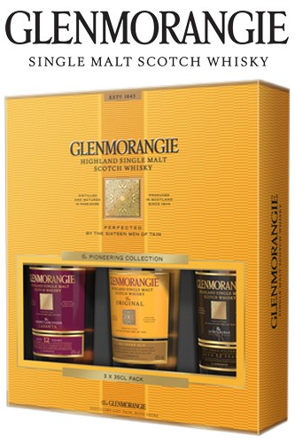 Glenmorangie Core Range Whisky Set