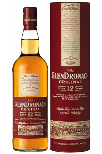 Glendronach 12 Jahre Single Malt