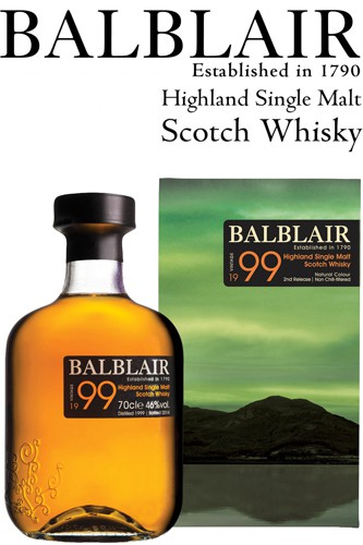 Balblair 1999 Scotch Highland Whisky