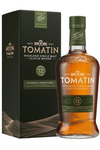 Tomatin 12 Jahre Single Malt Whisky