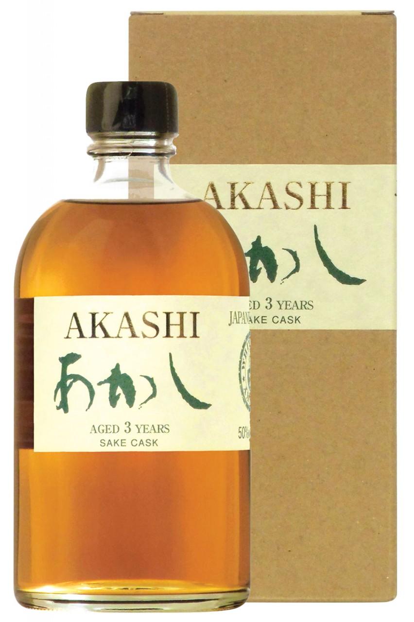 Akashi 3 Jahre - Sake Cask Edition