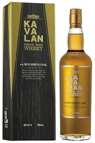 Kavalan Ex Bourbon Oak Whisky