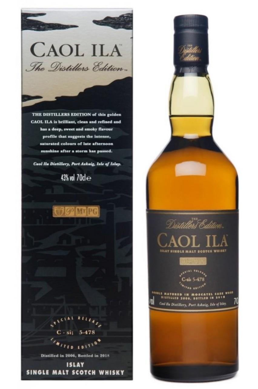 Caol Ila Distillers Edition 2018