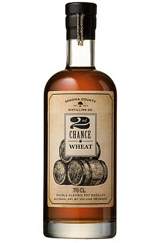 Sonoma 2nd Chance Wheat Whiskey