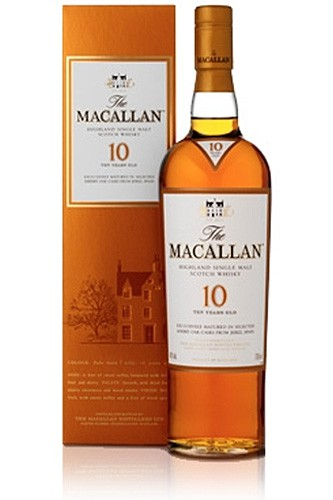 Macallan 10 Sherry Oak