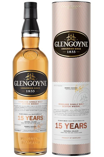 Glengoyne 15 Jahre Single Malt Whisky