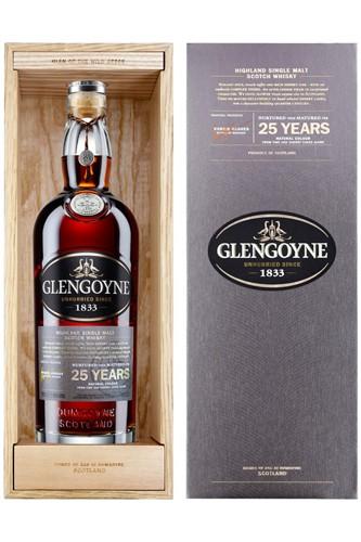 Glengoyne 25 Jahre Highland Malt Whisky