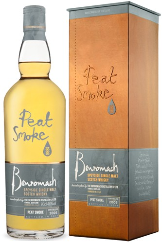 Benromach Peat Smoke Single Malt