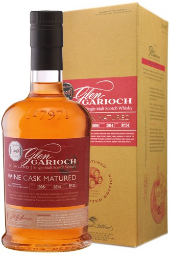 Glen Garioch 1998 Wine Cask Matured
