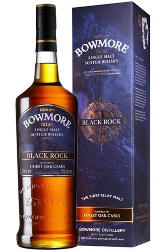Bowmore_Black_Rock_Whisky