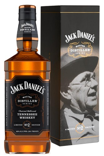 Jack Daniel´s Master Distiller No. 2