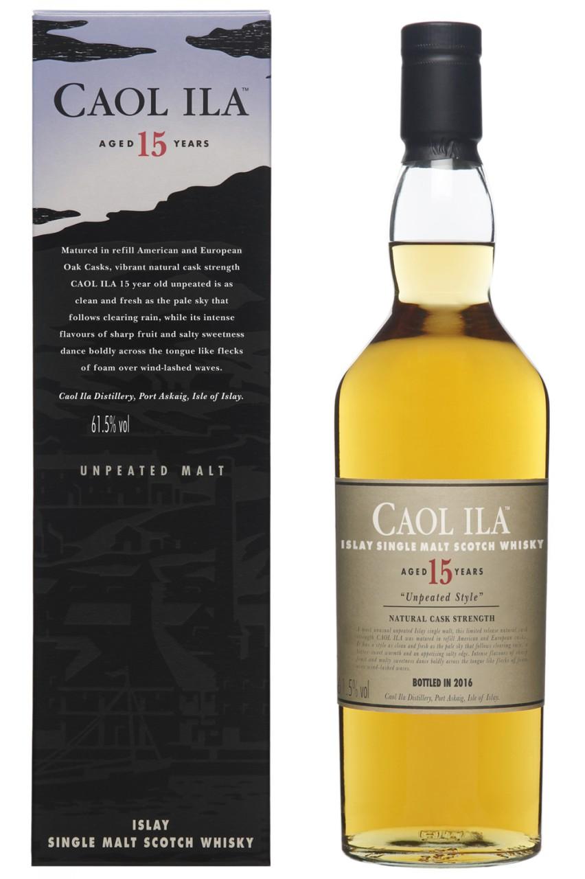 Caol Ila 15 Jahre Cask Strength