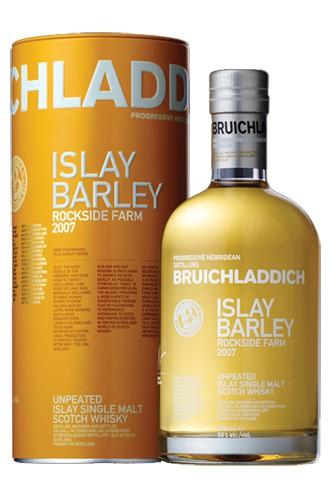 Bruichladdich_Islay Barley 2007