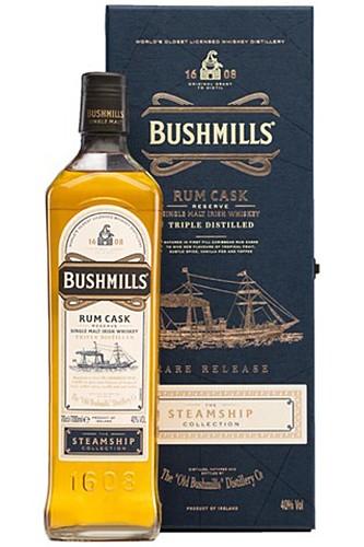 Bushmills Steamship - Rum Cask - Limited Edition
