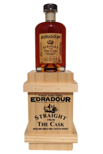 Edradour Straight Cask 1
