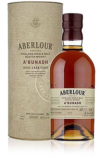 Aberlour a_Bunadh