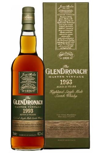 Glendronach 1993 Master Vintage - 25 Jahre