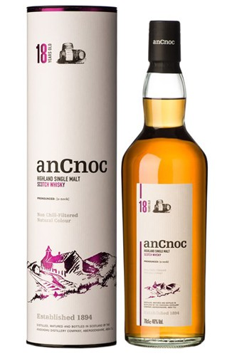anCnoc-18-Single-Malt-Whisky