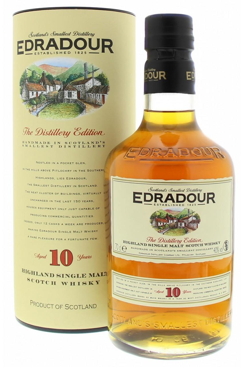 Edradour 10 Jahre Distillers Edition