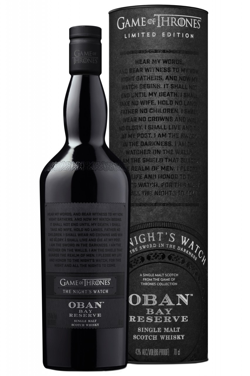 Oban Bay Reserve - Game of Thrones